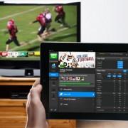 iPad y TV