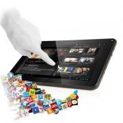 navegación tablet