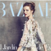 Harper's Bazaar magazine MARZO
