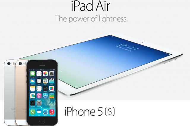 iPad-Air-vs-iphone-5s