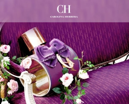 11df87536 Tablet Army | Anuncio Carolina Herrera